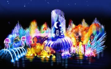 Makers Making of World of Color at Disneyland [Summer Nightastic