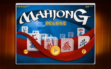 Mahjong Deluxe on the Mac App Store