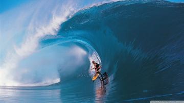 Surfing In Teahupoo Tahiti Wallpaper 1920x1080 Surfing In Teahupoo