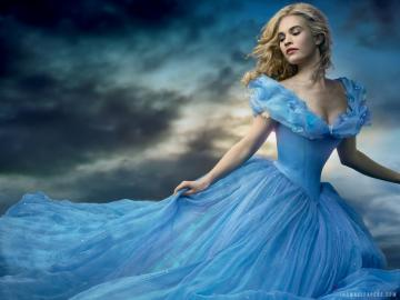Cinderella 2015 Movie HD Wallpaper   iHD Wallpapers