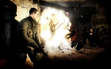 Sniper Elite V2 HD Wallpaper HD Wallpapers Bulgaria
