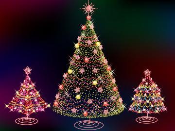 Christmas Tree WallpaperComputer Wallpaper Wallpaper Downloads