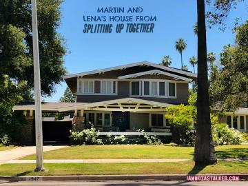 The Splitting Up Together House   IAMNOTASTALKER