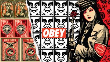 Obey Giant Wallpaper Hd