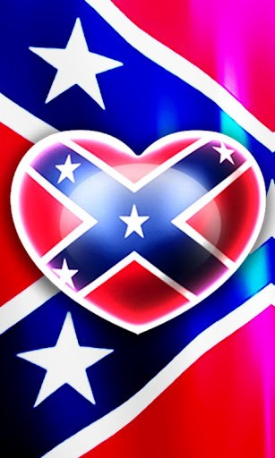 Download Love Rebel Flag Live Wallpaper for Android   Appszoom
