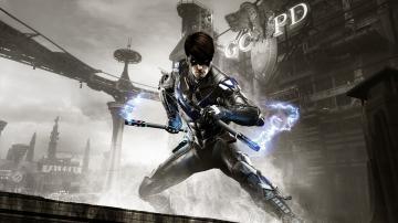 Batman Arkham Knight Nightwing Wallpapers HD Wallpapers