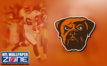 NFL Wallpaper Zone Cleveland Browns Wallpaper   Logo Desktop