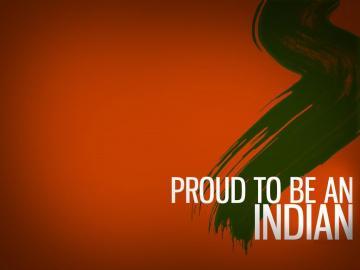 India Wallpapers Proud to be Indian Vande Mataram