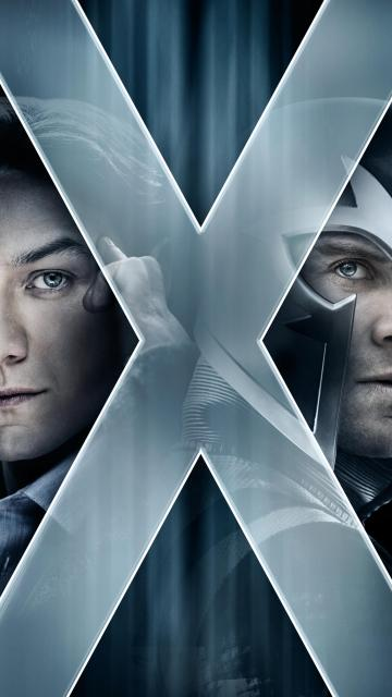 X Men First Class 2011 Phone Wallpaper Moviemania