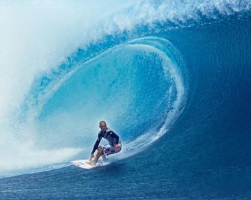 Download Barrel Surfing wallpaper surfing