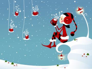 Christmas PC Wallpaper   wwwwallpapers in hdcom