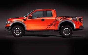 Ford F 150 SVT RaptorImage to Wallpaper