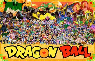 dragon ball universe wallpaper by cepillo16 fan art wallpaper movies
