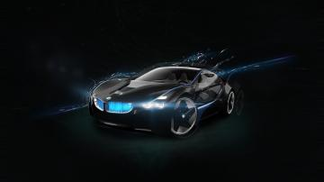BMW Vision Super Car Wallpapers HD Wallpapers