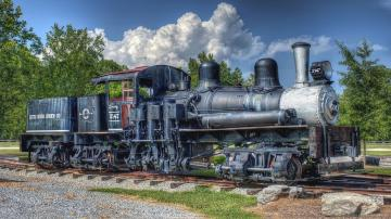 Locomotive Wallpaper