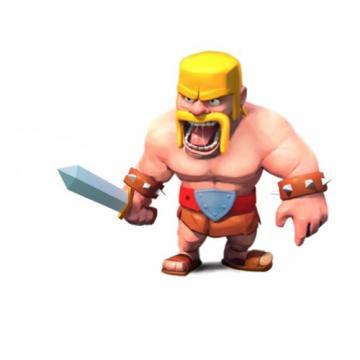 Barbarian   Clash of Clans Wiki