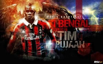 Mario Balotelli AC Milan Wallpaper HD 2013 Football Wallpaper HD