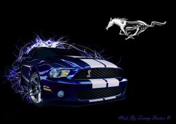 Ford Mustang Wallpaper Wallpaper Wallpaper Hd Background Desktop