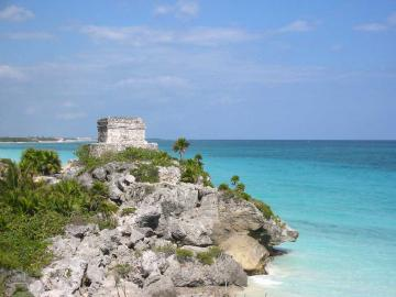 mexico tulum wallpaper wallpaper freeware 1024 768 pixel wallpaper