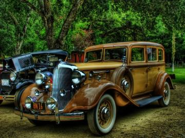 Cars 2 old classic vintage car wallpaper 77198