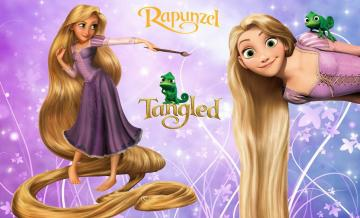 Every Lovely Wallpapers Tangled Rapunzel HD Wallpapers