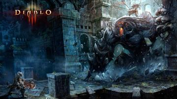 Barbarian Fight Diablo 3   High Definition Wallpapers   HD wallpapers