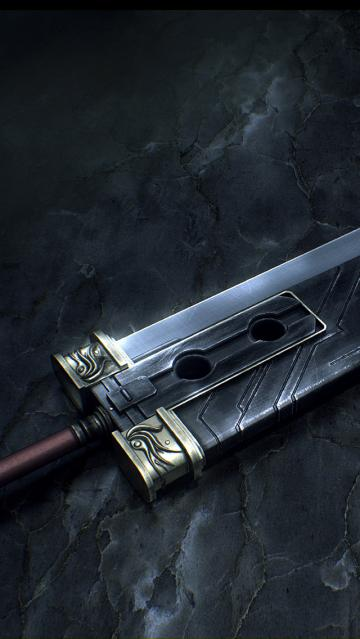 Final Fantasy Sword iPhone 5 wallpaper ilikewallpaper com Blog