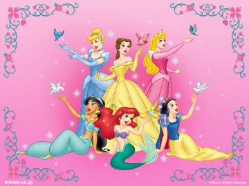 Disney Princess images Disney Princesses HD wallpaper and background