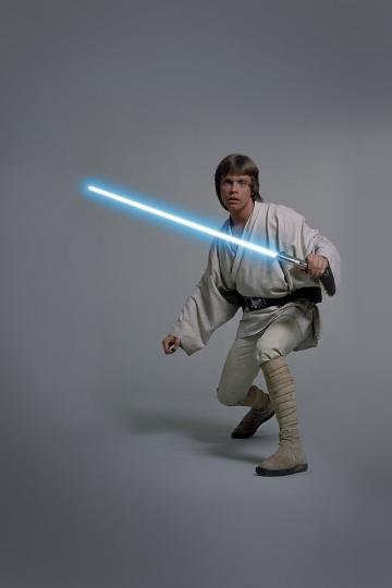 Luke Skywalker   Star Wars iPhone Wallpaper