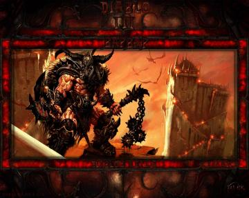 Diablo 3 Wallpaper Barbarian 4085 Hd Wallpapers in Games   Imagesci
