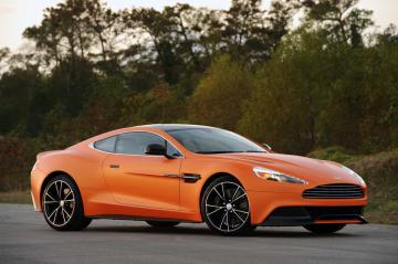 Download 2014 Aston Martin Vanquish pictures in high definition or