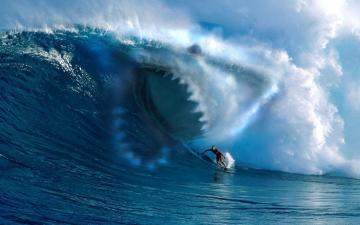 Sea Ocean Wallpaper HD Full HD 1080p Desktop Wallpaper Background