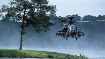 Apache Helicopter HD Wallpaper Res in high quality wallpaper desktop