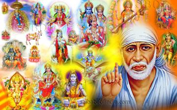 Sai Baba Of India  Wallpapers   Sai Zodiac sign wllpapers   eLatest