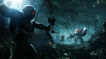 download Crysis 3 wallpaper desktop background in 1600x900