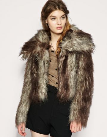 faux fur coat 60 34   Faux Furs   Photo Picture Image and Wallpaper