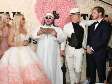 Jake Paul and Tana Mongeau Wedding Details They Marry in Vegas