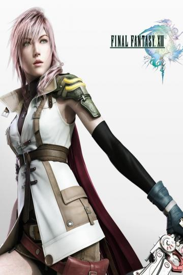 iPhone Hacker BR Final Fantasy XIII Wallpapers