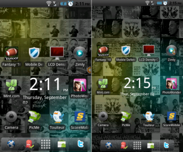 Android Live Wallpapers eat up battery life and typically dont do