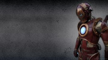 Man Steampunk Picture For iPhone Blackberry iPad Iron Man Steampunk