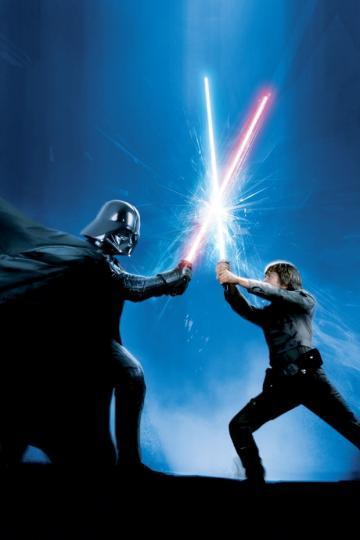 Star Wars Darth Vader Luke Skywalker Hd Wallpaper Wallpaper 23782 HD