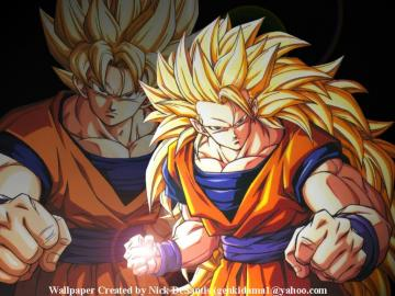 Dragon Ball Z Goku Super Saiyan 710 Hd Wallpapers in Cartoons