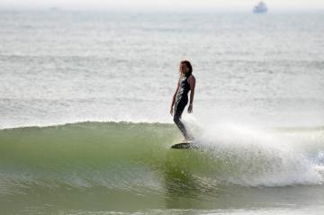 Longboard Surfing Noseriding Longboard noseriding