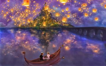Tangled Castle HD Wallpapers Disney Movies Posters HD