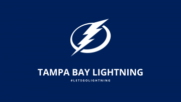 Minimalist Tampa Bay Lightning wallpaper by lfiore