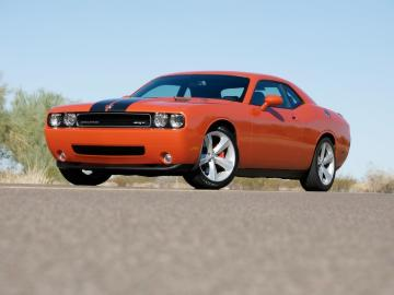 2010 Dodge Challenger SRT8 HD Wallpapers Images Pictures