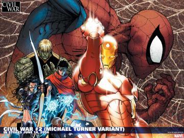 Civil War Wallpaper Marvel Comics Wallpapers 1280x960