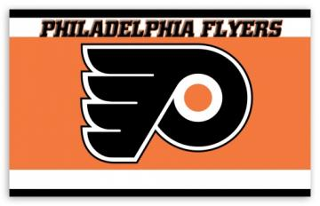 Philadelphia Flyers HD wallpaper for Standard 43 Fullscreen UXGA XGA