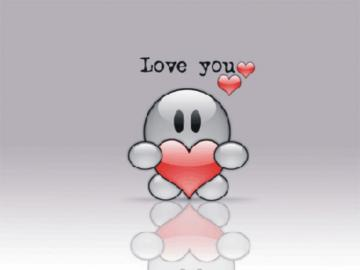 Love You Heart Wallpaper quotes love quotes wallpapers Daily