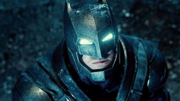Batman Metal Armour in Batman v Superman Dawn of Justice Wallpaper